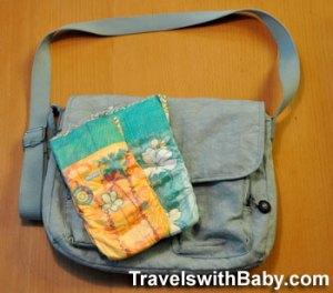 diaper purse